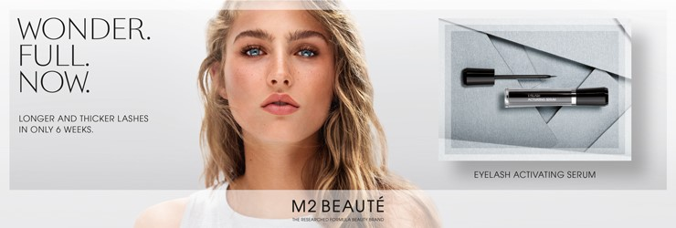 M2 BEAUTÉ Eyelash Activating Serum 5ml