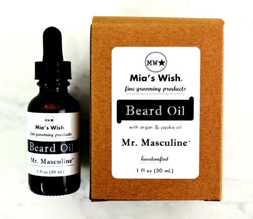 Beard Oil - Mr. Masculine™