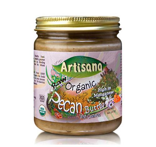 Organic Pecan Butter