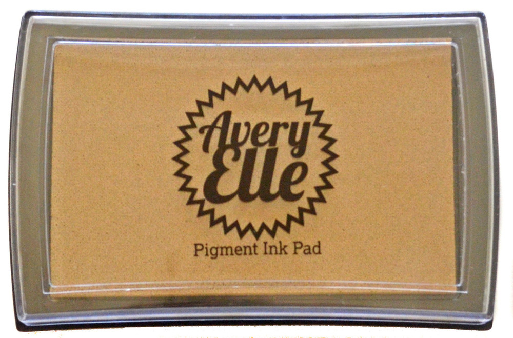 Kraft Pigment Ink Pad