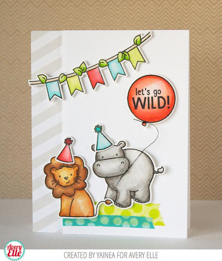 Die: Wild Birthday Elle-ments