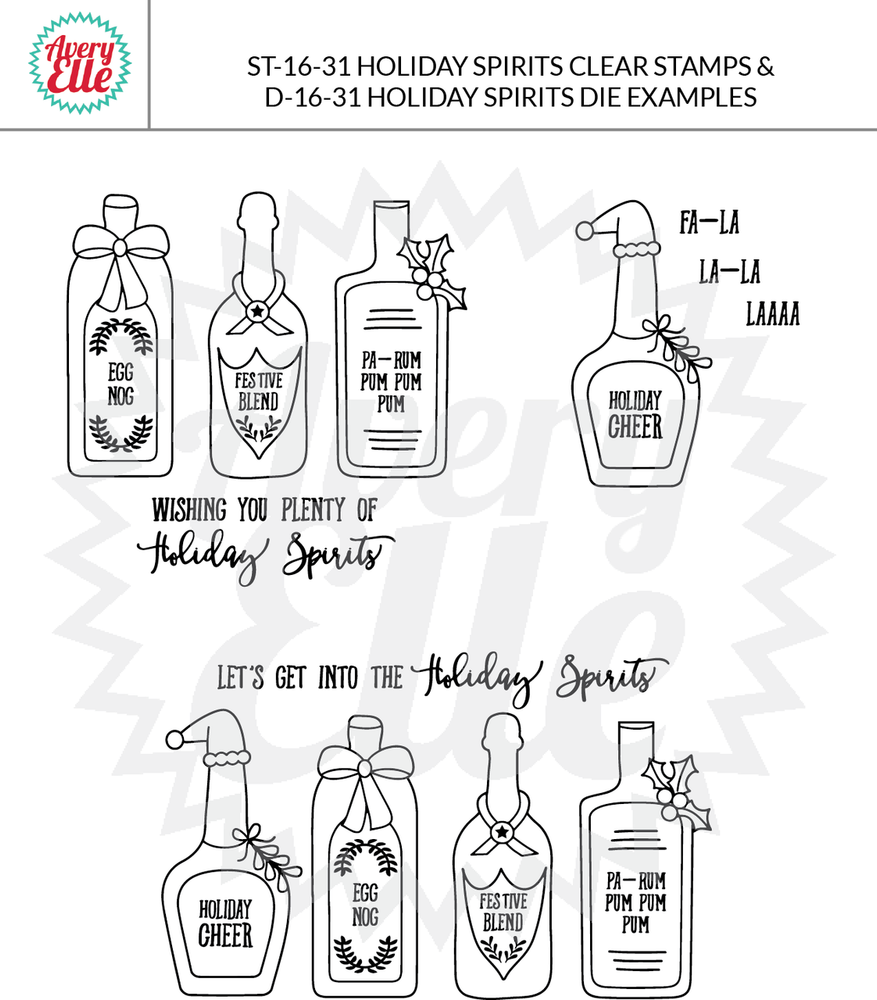 Holiday Spirits Example