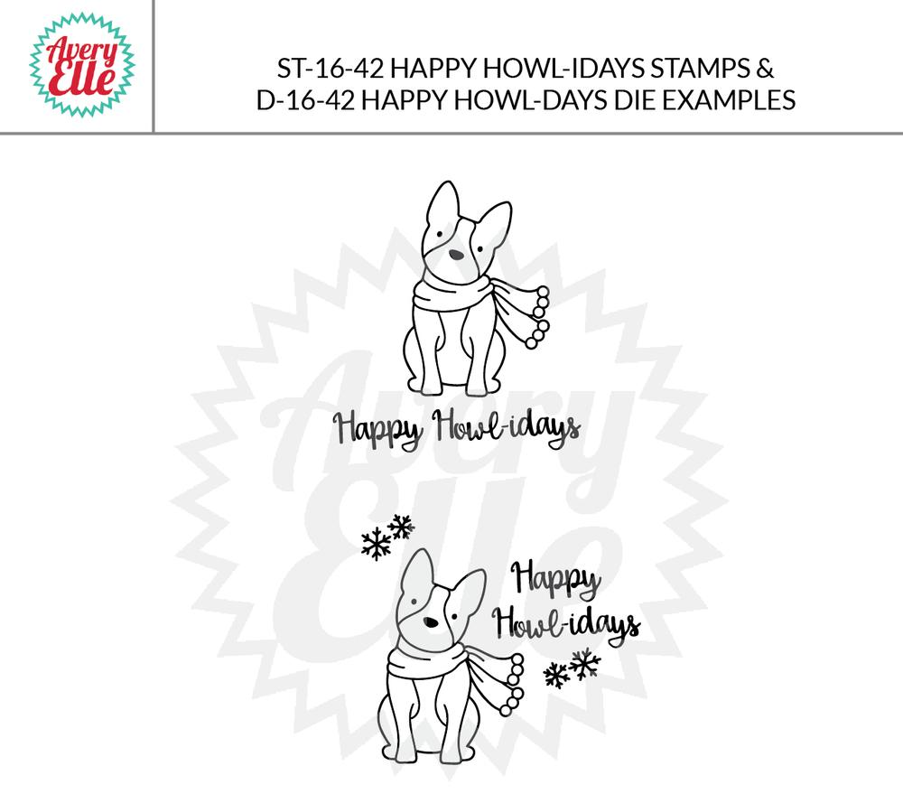 Happy Howl-idays Example
