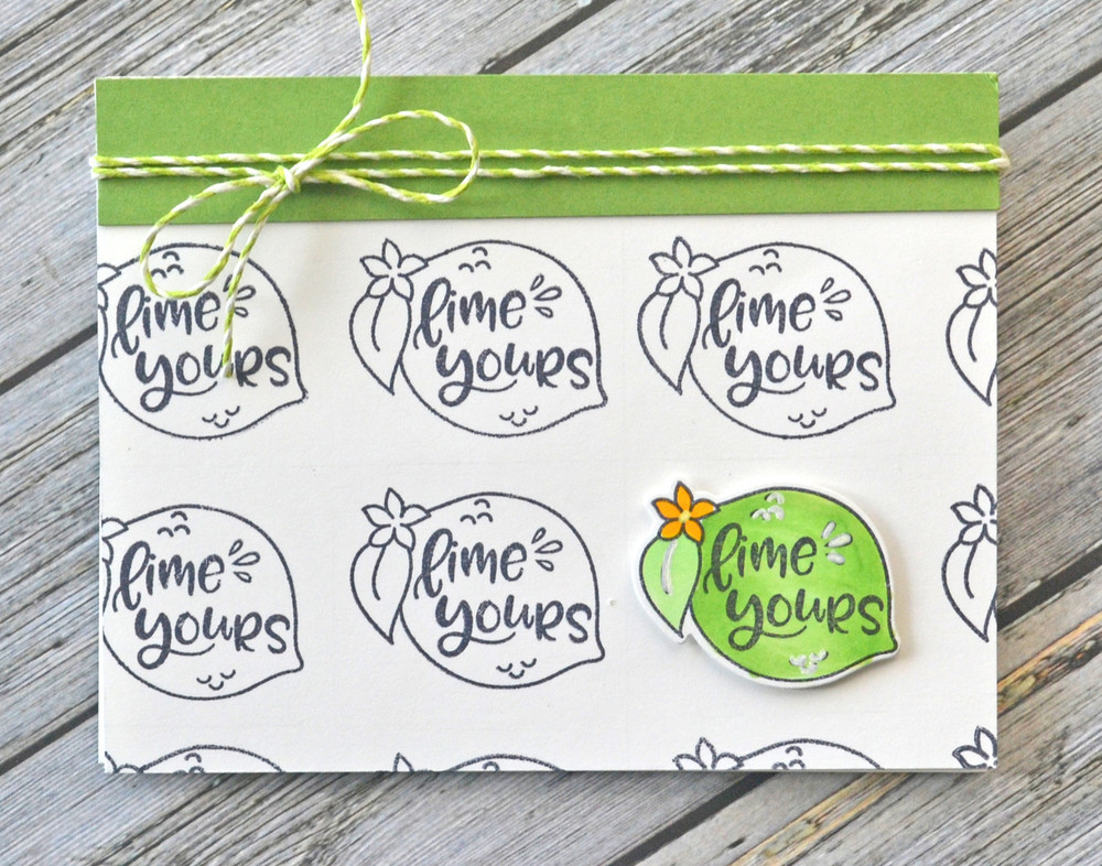 Punny Pantry Clear Stamps & Dies