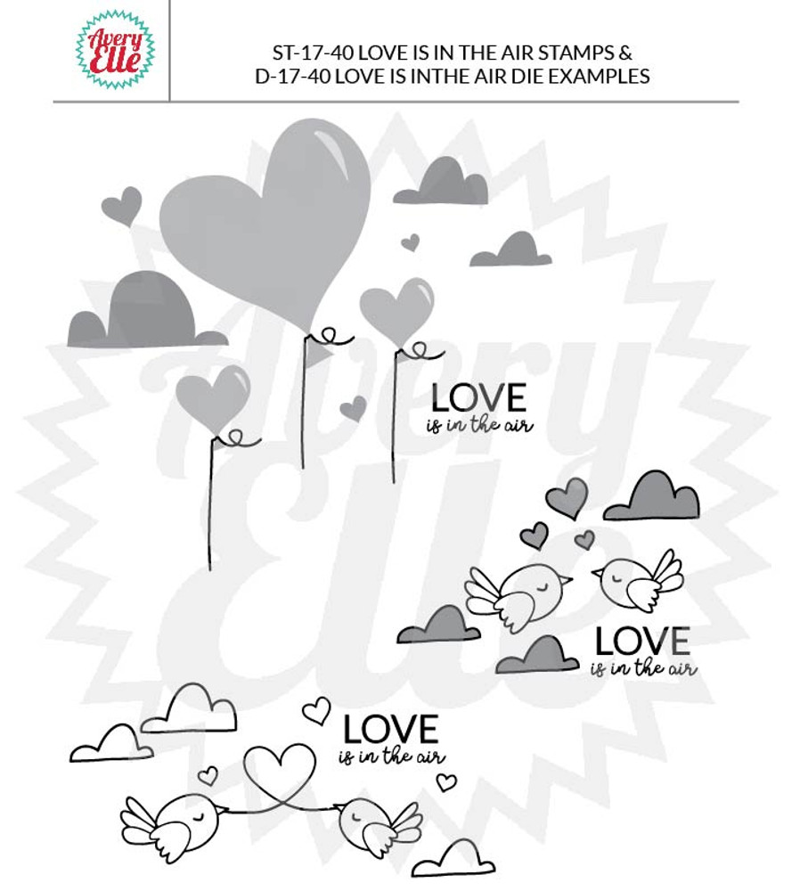 Love Is In The Air Example