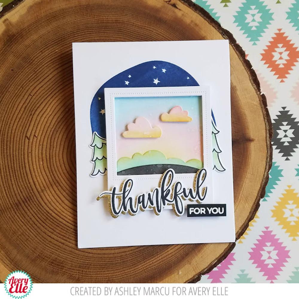 Grateful Clear Stamps & Dies
