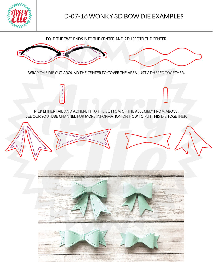 Wonky 3D Bow Example