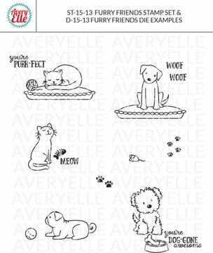 Die: Furry Friends Elle-ments
