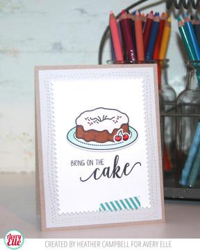 Die: Bring On The Cake Elle-ments