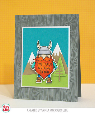 Viking Clear Stamps