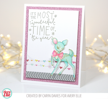 Comfort & Joy Clear Stamps