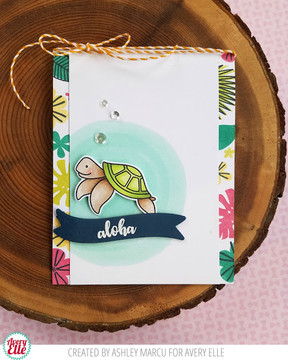 Aloha Clear Stamps