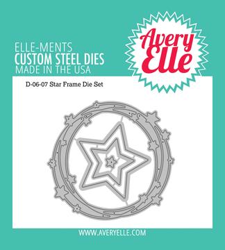 Avery Elle Star Frame Dies
