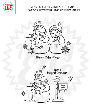 Frosty Friends Example