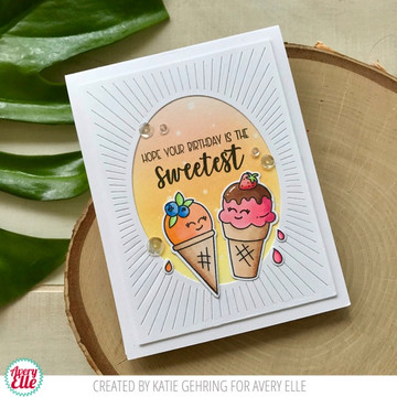 Sweetest Clear Stamps & Dies