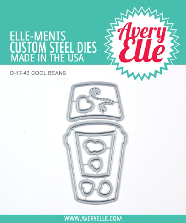 Avery Elle Cool Beans Dies