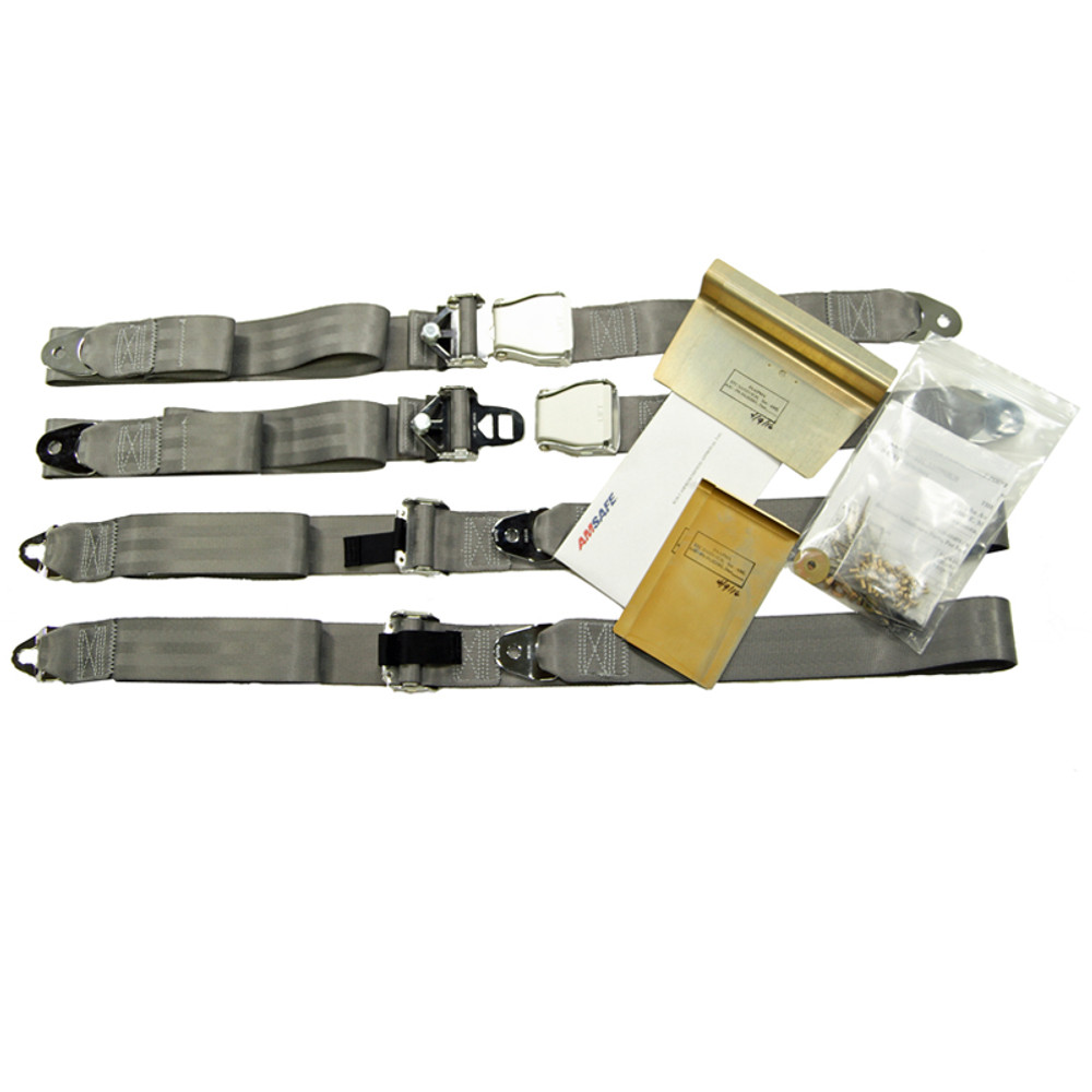 Piper PA28/32 Fixed Strap STC Kit