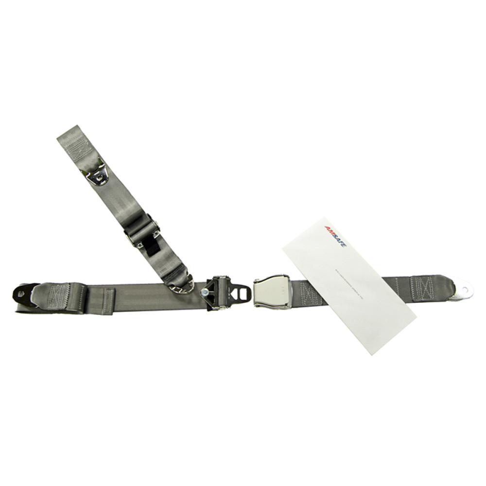 Navion - Rear, Fixed Strap Style
