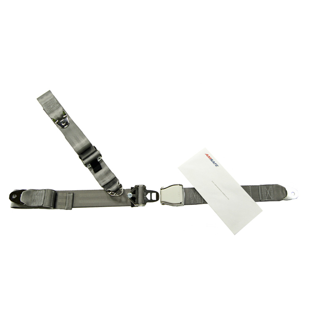 Piper PA28/32 - Front, Fixed Strap
