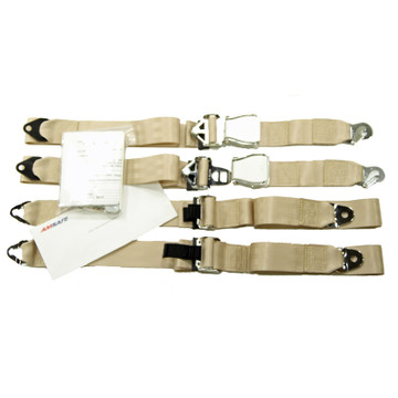 Ercoupe Fixed Strap STC Kit