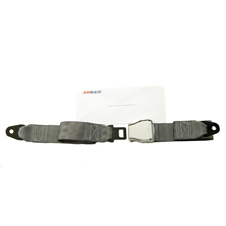 Beech Replacement Rear Seat, Lap Belt