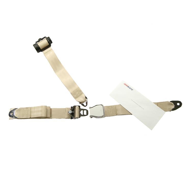 Piper PA34 - Front, Inertial Reel
