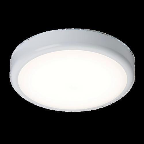 230V IP44 20W Trade LED Flush with Sensor 4000K (380mm) (DFL1BT20S)