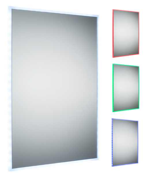 230V IP44 18W LED RGB Mirror (DFL1RCTRGB)