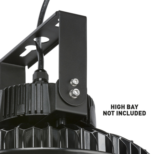 U-Bracket for HBL100/150 High bay LED (DFL1HBLU1)