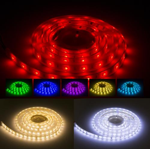 24V IP68 RGBW LED Flex (5 metres) (DFL1LEDFIPRGBW )