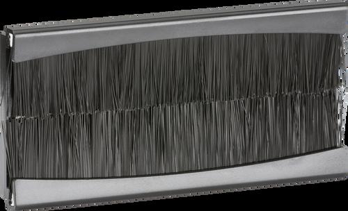 100mm x 50mm brush module - Black (DFL1NETBR4G)