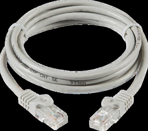 Grey 3m UTP CAT5E Networking Cable (DFL1NETC53M)