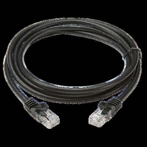 Black 1m UTP CAT6 Networking Cable (DFL1NETC61M)