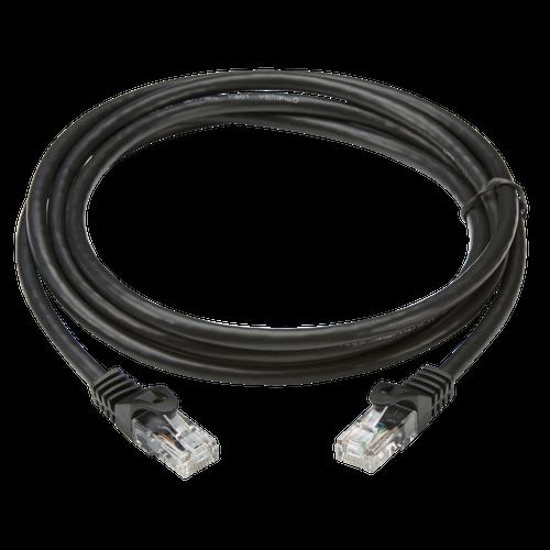 Black 5m UTP CAT6 Networking Cable (DFL1NETC65M)