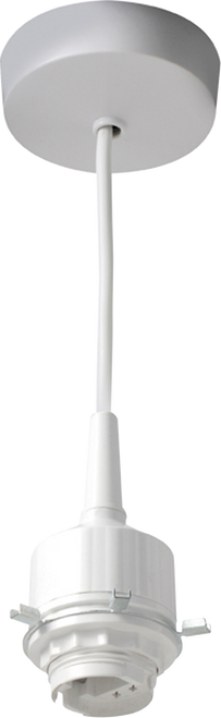 "6"" 18W LOW ENERGY PENDANT SET - 3 PLATE (DFL18261)"