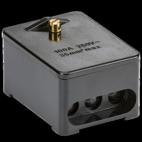 100A 5WAY CONNECTOR BLOCK SP (35MM) (DFL1SNEB1)