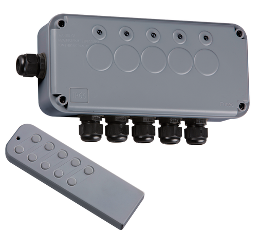 IP66 5G Remote Switch Box (DFL1IP665G)