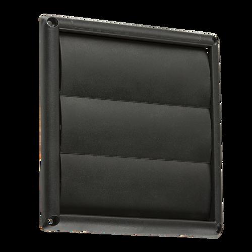 "100MM/4"" Gravity Shutter - Black (DFL1EX007B)"