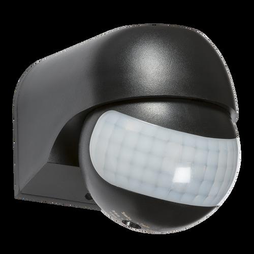IP44 180° Mini PIR Sensor - Black (DFL1OS0014B)