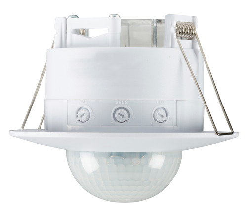 IP20 Wide Range  360° PIR Sensor - Recess Mounting (DFL1OS0016)