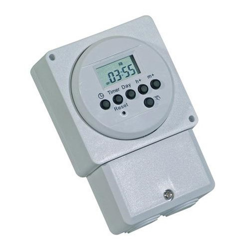 IMMER, HEATER TIMER 16A (8A) 7DAY -ELECTRONIC (DFL2IMT7E-8A)