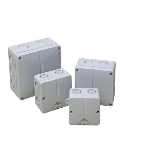 Junction Box 5 Pole M20 Self Seal Entry 4 x 2.5 mm (DFL2ABOX25)