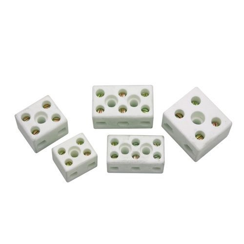 5Amp 2 Way Porcelain Connector Blocks (DFL2PCB52)