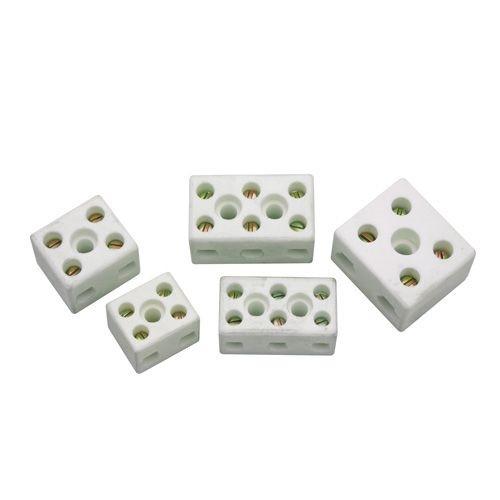 15Amp 3 Way Porcelain Connector Blocks (DFL2PCB153)