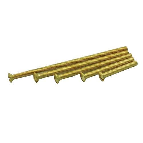 Socket Screw M3.5 x 75mm Brass (DFL2S3575B)