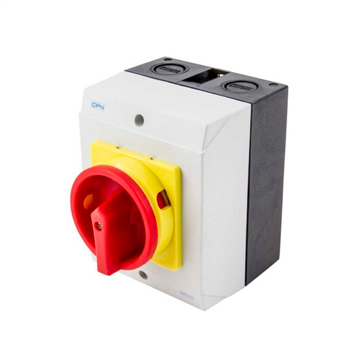 32A 3P AC Isolator Enclosed (DFL3GR332)