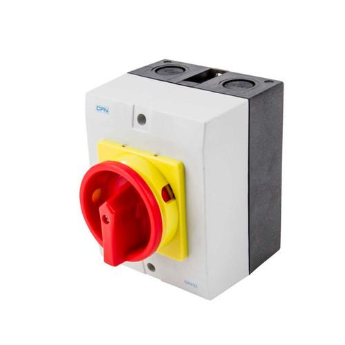 32A 4P AC Isolator Enclosed (DFL3GR432)