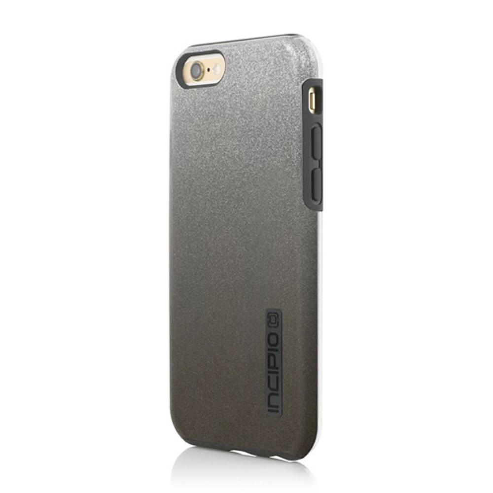buy online 6e731 fec88 Incipio DualPro Glitter for iPhone 6S / 6 - Black