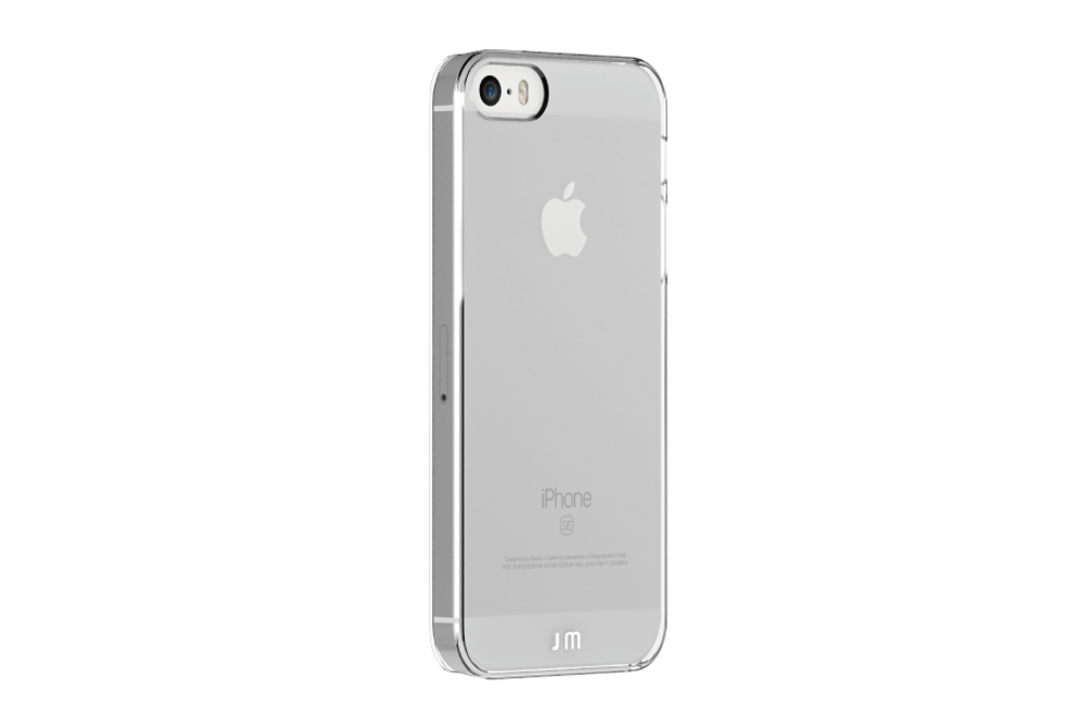 Just Mobile TENC Self Healing Clear Case for iPhone SE - Matte Clear