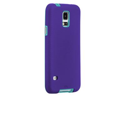 Case-Mate Tough Case for Samsung Galaxy S5 - Purple / Blue